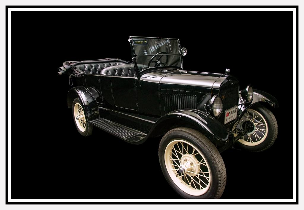 老爷车----美国福特T型