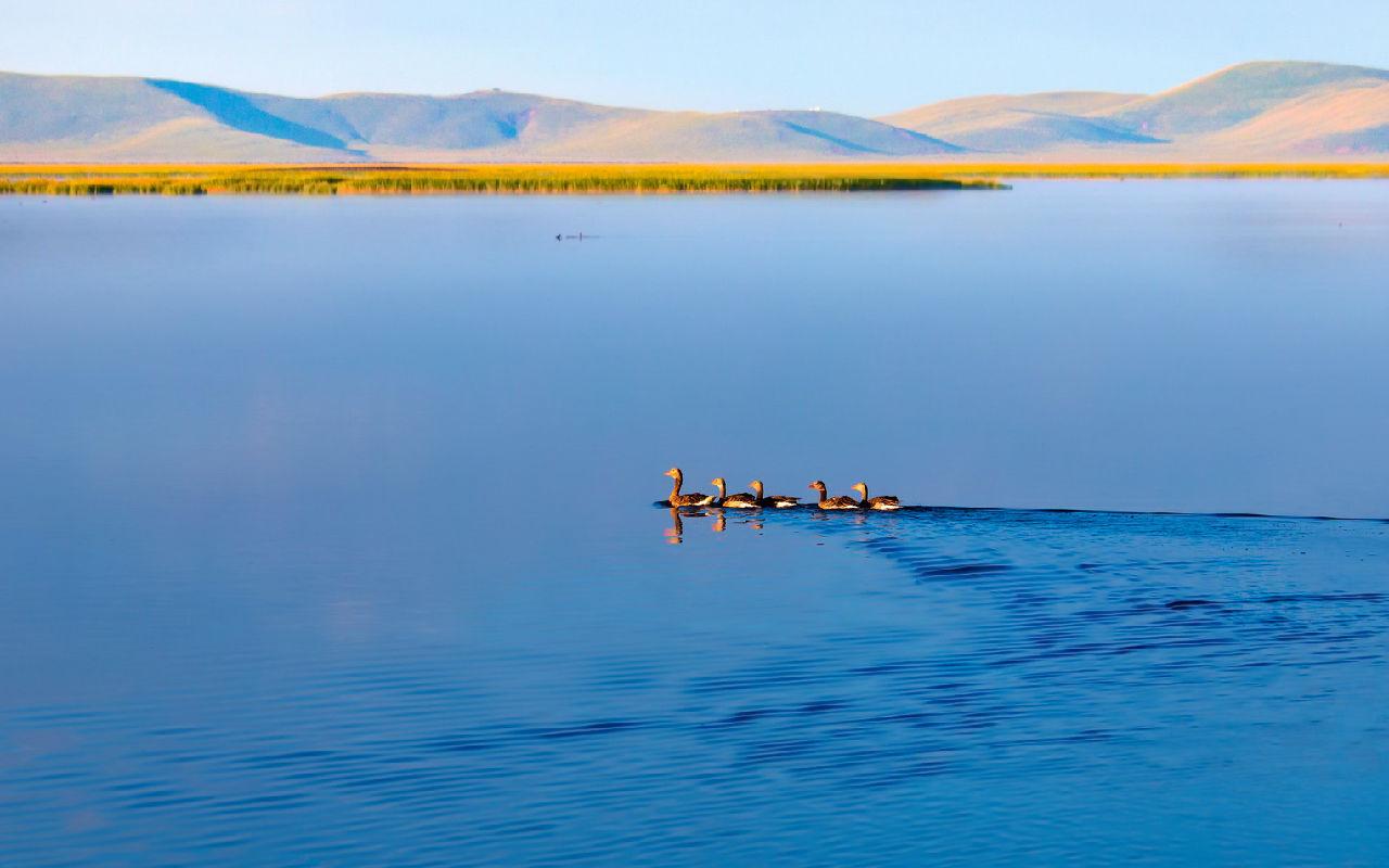 一山一水一世界