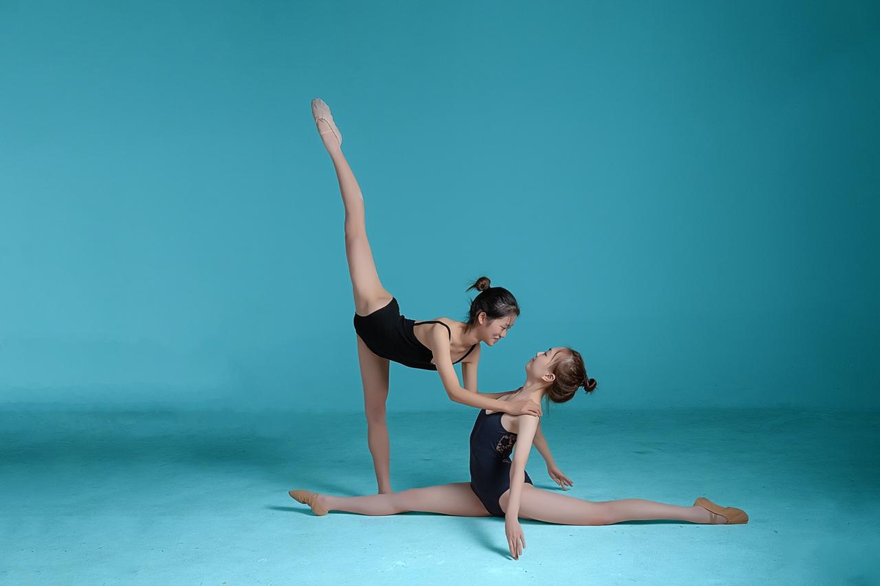 2021.10.20舞蹈拍摄-双人舞蹈---模特【二】